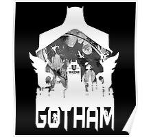 Gotham V2 Poster