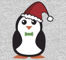 Christmas Penguins Kids Clothes