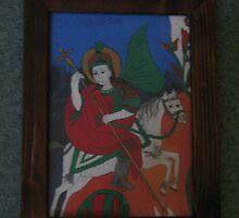 Saint George by ramonel