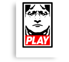 Lord Gaben Play - PC gaming master race, Gabe Newell Canvas Print