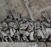 Monument To The Discoveries, Lisbon by Wrayzo
