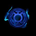 Blue Lantern by BigRockDJ