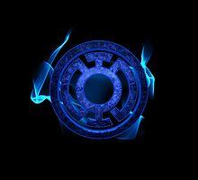 Blue Lantern by BigRockDJ