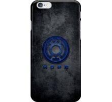 Blue Lantern iPhone Case/Skin