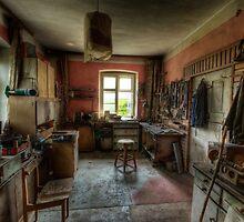 The workshop by Bartek Kuzia