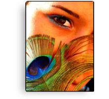 Close up Canvas Print