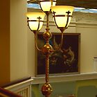 Victorian Lamp by Kenneth Hoffman