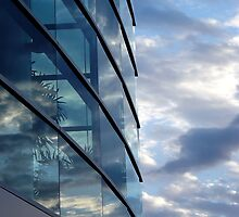 Merging clouds by Kablwerk