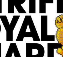 Petrified Royal Guard Sticker