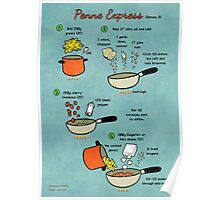 Recipe: Penne express Poster