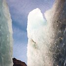 Walls of a Glacier by catdot