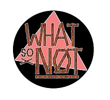 What So Not BlackLogo by mhaidiArt