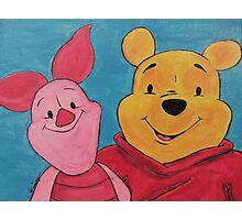 Disney Winnie-the-Pooh Fan Art Photographic Print