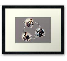 Bilbo's Adventure Framed Print