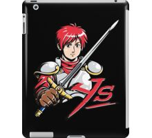 Ys - Adol Christin iPad Case/Skin