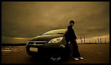 My Mitsubishi Colt by Keegan Wong