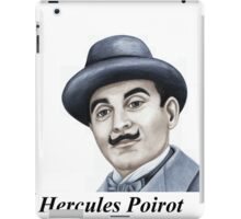 Hercules Poirot : Pointing the finger of blame 659 views iPad Case/Skin