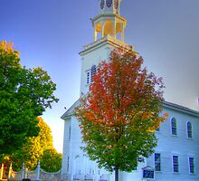 Old 1st Church by thewaterfallhunter