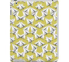 Paper Airplane 5 iPad Case/Skin