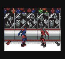 Hockey Fight 1 by kschruder