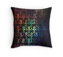 221B Galaxy Throw Pillow