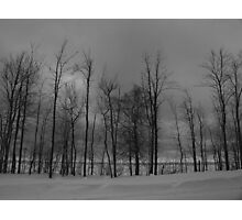 Lake Superior Shoreline Photographic Print