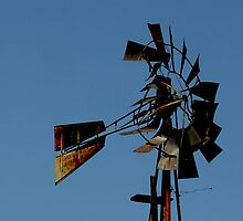 ORIGINAL WINDMILL by DarrellMoseley