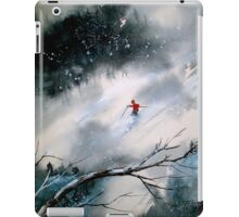 Past The Plunge.. iPad Case/Skin
