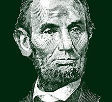 Abraham Lincoln by evolucion