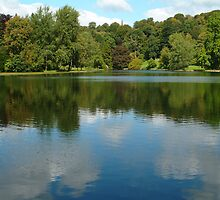 STOURHEAD LAKE REFLECTIONS by PhotogeniquE IPA