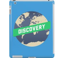 Team Discovery iPad Case/Skin