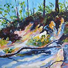 River Bank  by Daniel Grant