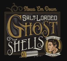 Salt-Loaded Ghost Shells by frauholle