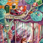 Magical Forest by colonelle