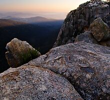 Booroomba Dawn by James  Messervy