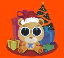 Teddy Bear  - Christmas Kids Clothes