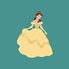 Disney's Belle by dauwdruppel