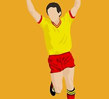 R: Wilf Rostron by AndersonDesign
