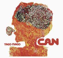Can Tago Mago by retroretro