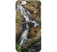 The Hidden Waterfall V - Hong Kong. iPhone Case/Skin