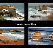 Great Ocean Road by Darren Stones