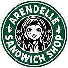 Arendelle Sandwich Shop by Ellador