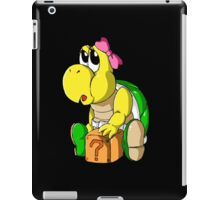 Poopa Troopa (girl) iPad Case/Skin