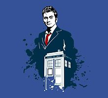 Doctor Who by KumaGenis