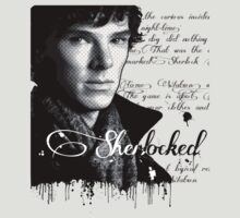 Benedict Cumberbatch - I Am Sherlocked by Everett Day