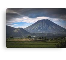 Volcán San Cristóbal, Nicaragua Canvas Print