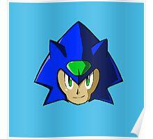 The Blue Maverick Poster