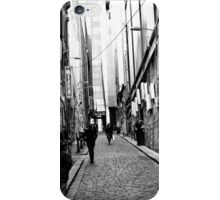 Hosier Lane, Melbourne iPhone Case/Skin
