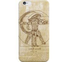 Vitruvian Hunters iPhone Case/Skin