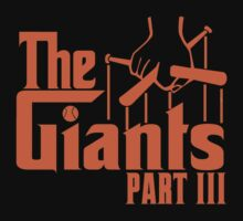 The GIANTS Part III Kids Clothes